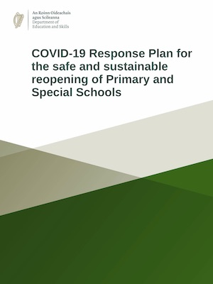 Covid response plan for the safe and sustainable reopening of our primary and Special schools copy